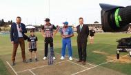 भारत ने टॉस जीत लिया बल्लेबाजी का फैसला, विराट कोहली बाहर, इन खिलाड़यों को मिली जगह