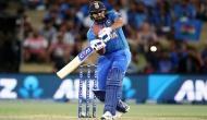 IND vs NZ 5th T20: टीमइंडिया को लगा बड़ा झटका, रोहित शर्मा चोटिल होकर बल्लेबाजी छोड़ लौटे वापस