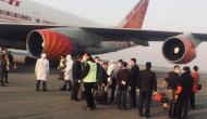 Coronavirus: Air India flight carrying second batch of Indians evacuated from Wuhan lands in Delhi today