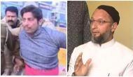 Asaduddin Owaisi: Shaheen Bagh shooter 'echoed' BJP's war cry