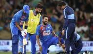 रोहित शर्मा चोटिल होने के कारण न्यूजीलैंड के खिलाफ होने वाली वनडे और टेस्ट सीरीज से बाहर- रिपोर्ट