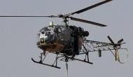 Indian Army chopper makes emergency crash landing, both pilots safe