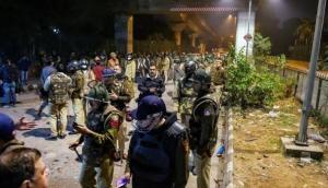 Jamia Firing: Delhi Police didn't find any bullet shells near Jamia University