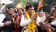 Delhi Elections 2020: BJP's Yogendra Chandolia raises questions over educational qualifications of AAP's Karol Bagh candidate