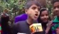 Video: 'मोदी को जान से ख़त्म कर देंगे..' पहली कक्षा के बच्चे ने NRC के बदले PM को दी धमकी
