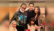 Happy Birthday Abhishek Bachchan: Aishwarya Rai shares adorable pics from hubby's birthday party