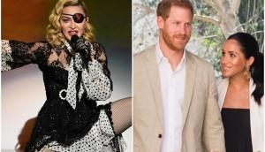 Madonna's important advice to Prince Harry and Meghan Markle: Don't run off to Canada