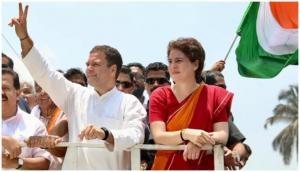 Delhi Elections 2020: Rahul Gandhi, Priyanka to address rallies in Kondli, Hauz Khas today