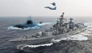 लद्दाख में चीन के साथ टकराव के बीच हिंद महासागर में भारत-जापान की नौसेनाओं का जमकर अभ्यास