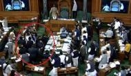 लोकसभा में भिड़े कांग्रेस-BJP सांसद, संसदीय कार्यमंत्री बोले- राहुल गांधी के इशारे पर मारपीट की कोशिश