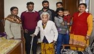 Delhi Elections 2020: Meet 111-year-old Bangladesh-born woman who is Delhi's oldest voter
