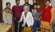 दिल्ली विधानसभा चुनाव : बांग्लादेश में जन्मी 111 साल की कलितारा मंडल होंगी सबसे बुजुर्ग वोटर