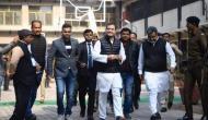 Delhi Election 2020: Rahul Gandhi, Sonia and Manmohan Singh cast votes