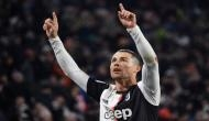 Cristiano Ronaldo becomes first Juventus player to score in 10 consecutive Serie A matches