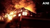 Mumbai: Fire in scrap godown; no casualty