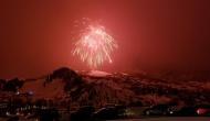 अमेरिका में फटा 1.3 टन बारूद का गोला, अंधेरी रात में पूरा आसमान हो गया लाल