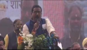 Madhya Pradesh: Minister Harsh Yadav mistakenly demands 'Bharat Ratna' for Ambedkar