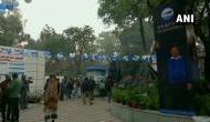 दिल्ली चुनाव परिणाम: AAP दफ्तर में जश्न की तैयारियां, केजरीवाल ने कहा- पटाखे न जलाएं