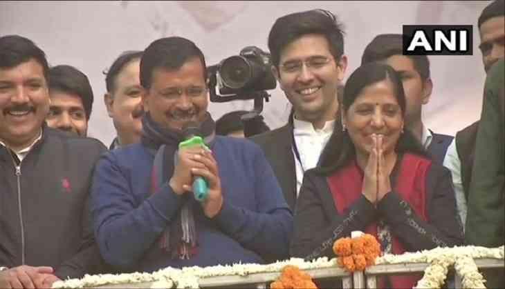 AAP hits BJP for six, 5 loose deliveries that cost saffron party Delhi crown