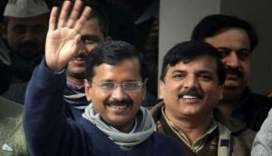 Delhi Election Result: AAP crosses majority mark in early leads