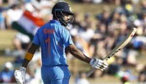 IND vs NZ: KL Rahul hits 112 to help India post 296 in final ODI against New Zealand