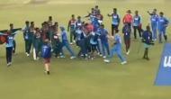 ICC U19 WC: फाइनल में हुई थी धक्का मुक्की, अब दो भारतीय और तीन बांग्लादेशी खिलाड़ियों को मिली कड़ी सजा