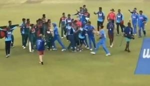 ICC sanctions 3 Bangladesh, 2 Indian players for misconduct after U19 World Cup final