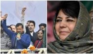 Delhi Election Results: Mehbooba Mufti congratulates Arvind Kejriwal for AAP's victory