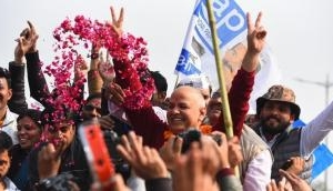 Delhi Election Results: Manish Sisodia wins Patparganj Assembly constituency by margin of 3,006 votes