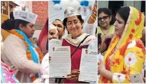 Delhi Election Result 2020: 8 AAP's women candidates who registered thumping victory in assembly polls