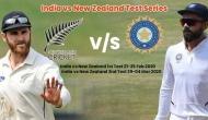 India vs New Zealand 1st Test: जानिए कब शुरू होगा मुकाबला