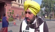 AAP MP slams Modi- led govt for hike in price of LPG cylinder