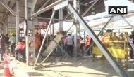 भोपाल रेलवे स्टेशन पर हादसा, ओवरब्रिज ढहने से कई लोग घायल, एक की हालत गंभीर