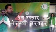 अब बिहार में शुरू हो गया चुनावी बुखार, तेजप्रताप ने जारी किया पोस्टर- 'तेज रफ्तार, तेजस्वी सरकार'