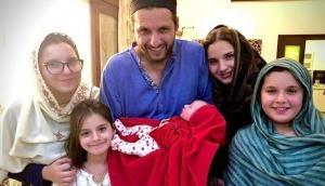 पांचवी बेटी के पिता बने शाहिद अफरीदी, लोगो बोले-क्या महिला क्रिकेट टीम बनाओगे?