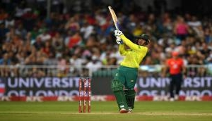 Quinton de Kock bags record for scoring fastest half-century in T20I for South Africa