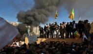 बगदाद में अमेरिकी दूतावास पर रॉकेट से हमला, किसी के हताहत होने की सूचना नहीं