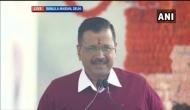 Arvind Kejriwal, Manish Sisodia take oath at Ramlila Maidan