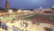 Restrictions till 2 pm around Ramlila Maidan for Arvind Kejriwal's oath-taking ceremony