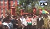 पाकिस्तान समर्थित नारे लगाने पर तीन कश्मीरी छात्र गिरफ्तार, पुलवामा की पहली बरसी पर वीडियो हुआ था वायरल