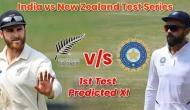 IND vs NZ 1st Test: इस प्लेइंग इलेवन के साथ उतर सकती है टीम इंडिया, इन खिलाड़ियों को मिल सकता है मौका