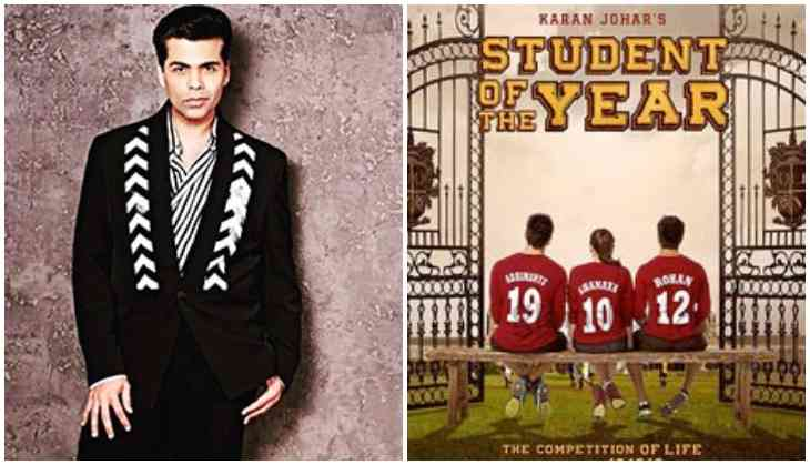 Karan Johar to produce Student Of The Year spin-off show for Netflix