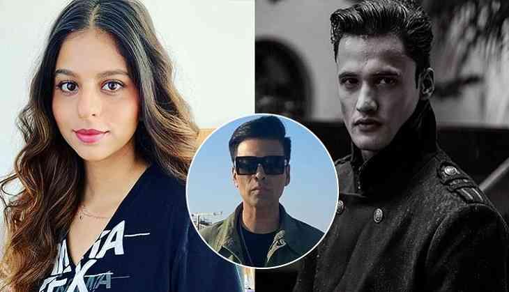 Karan Johar spills the beans on rumours of casting BB 13 runner-up Asim Riaz, Suhana Khan for SOTY 3