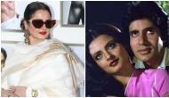 Dabboo Ratnani Calendar 2020: Rekha's 'dangerous' response after realising she is posing next to Amitabh Bachchan [VIDEO]