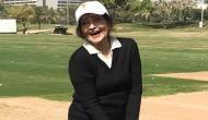 गोल्फ खेलती नजर आईं  83 साल की वैजयंती माला, फोटो देखकर कहेंगे WoW!