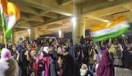 Delhi: Anti-CAA protest continues at Jaffrabad