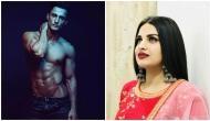 Bigg Boss 13's Asim Riaz shares shirtless pic; GF Himanshi Khurana can't take her eyes off