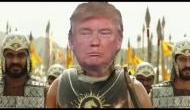 Donald Trump India Visit: Hours before departing for India, US President shares video of himself as 'Baahubali'