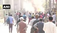 मौजपुर हिंसा: एक की मौत 37 पुलिसकर्मी घायल, ACP पहुंचे अस्पताल, प्रदर्शनकारियों ने फूंका पेट्रोल पंप