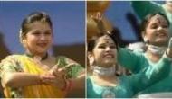 Donald Trump India visit: Performers illuminate Motera stadium ahead of POTUS advent [Video]